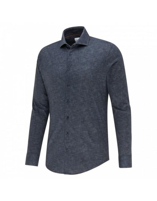 Shirt Jersey printed streep