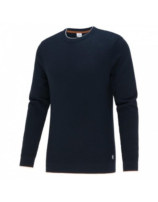 Sweater met ronde hals