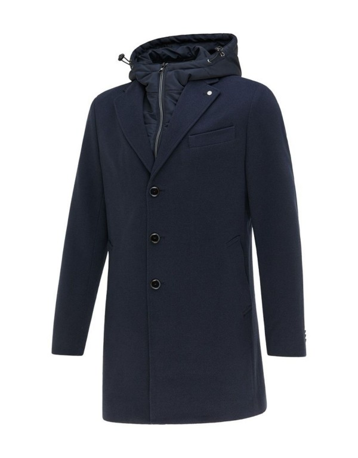 Coat Uni Hoody