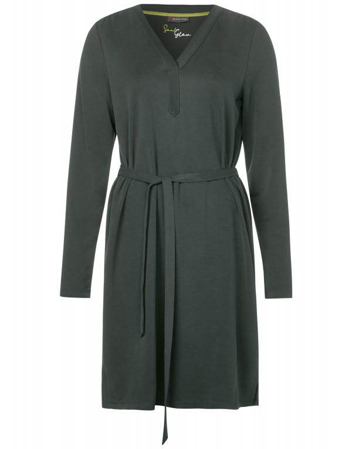 Modal VNeck dress_96