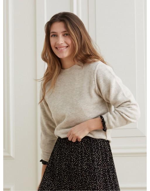 Sweater met lange mouw
