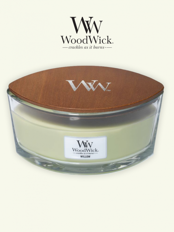 WoodWick Elipse 'Willow'