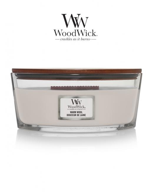 WoodWick 'Warm Wool' Elipse