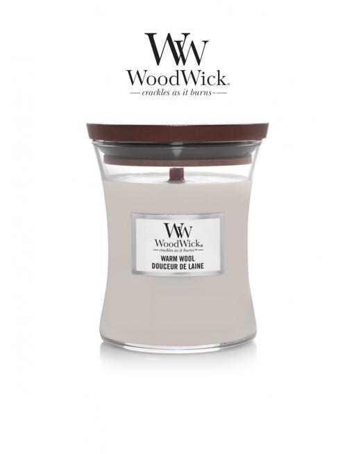 WoodWick 'Warm Wool' Medium