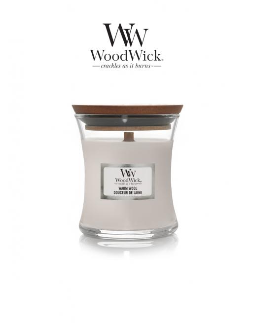 WoodWick 'Warm Wool' Mini