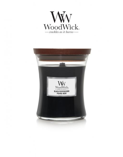 WoodWick 'Black Pepercorn'...