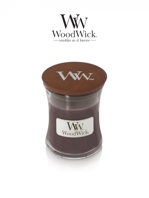 WoodWick 'Sueded...