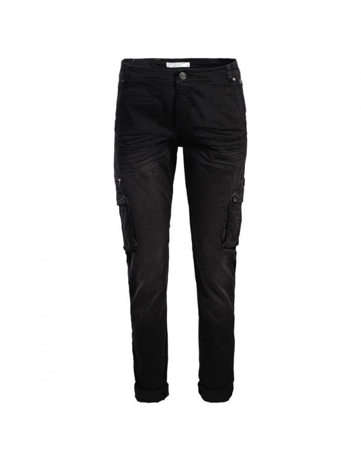 trousers soft cotton antic dye