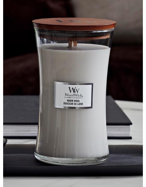 WoodWick 'Warm Wool' Large