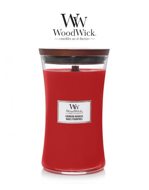 WoodWick 'Crimson Berries'...