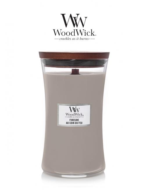 WoodWick 'Fireside' Large