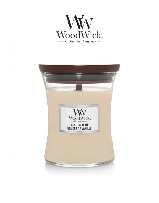WoodWick 'Vanilla Bean' Medium