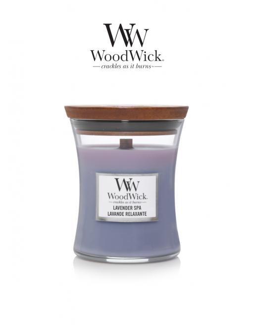WoodWick 'Lavender Spa' medium