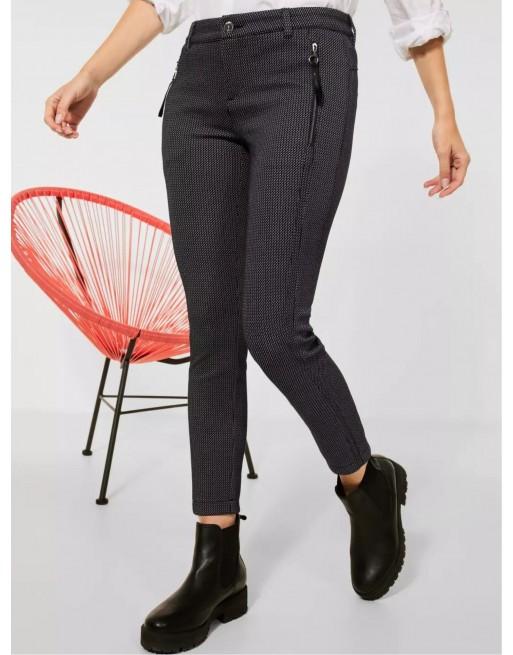 Slim fit broek (style York)