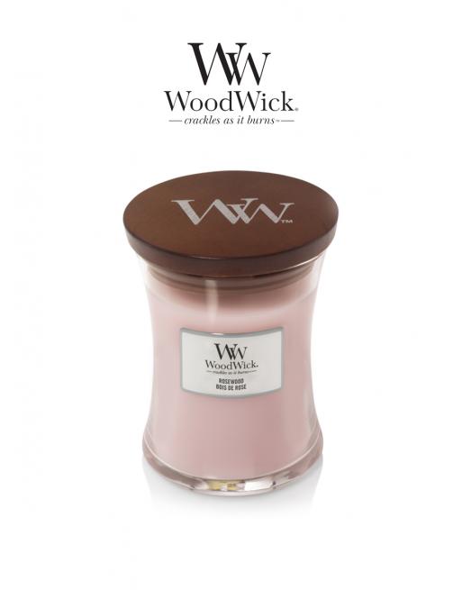WoodWick 'Rosewood' medium
