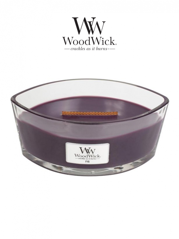 WoodWick 'Fig' elipse