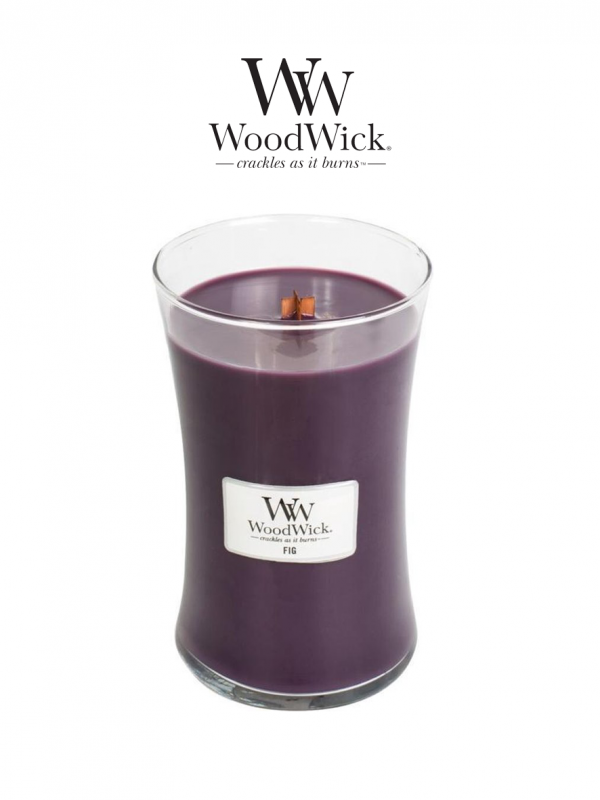 WoodWick 'fig' large