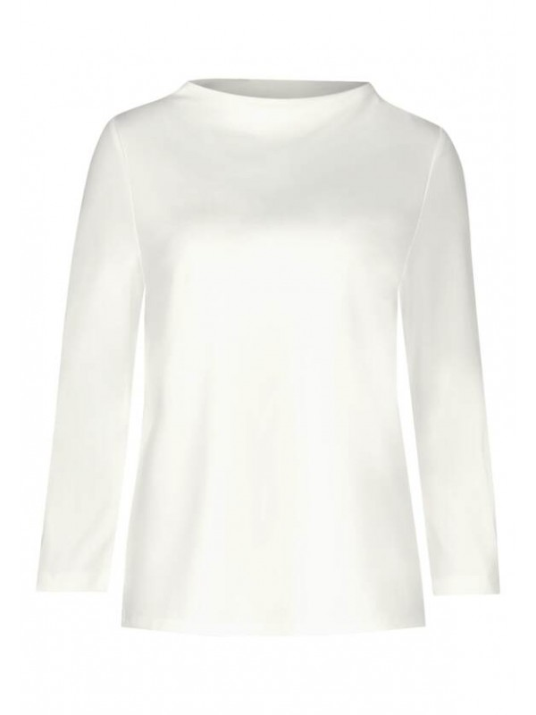 shirt w.pleated sleeves