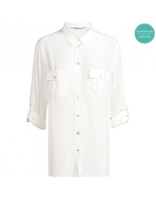 blouse fluid viscose