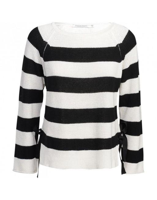 sweater cotton striped