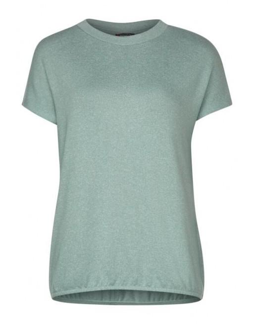 shirt w.rib turtle neck