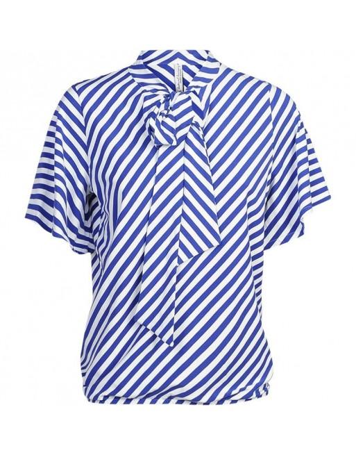 top bow shirt