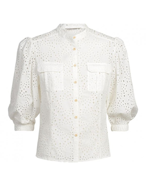 shirt puff sleeve