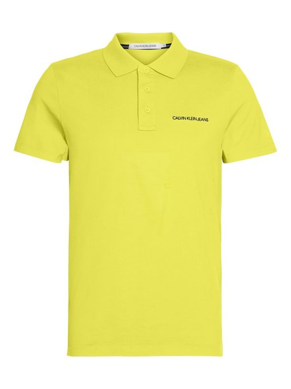 Stretch institutional polo...
