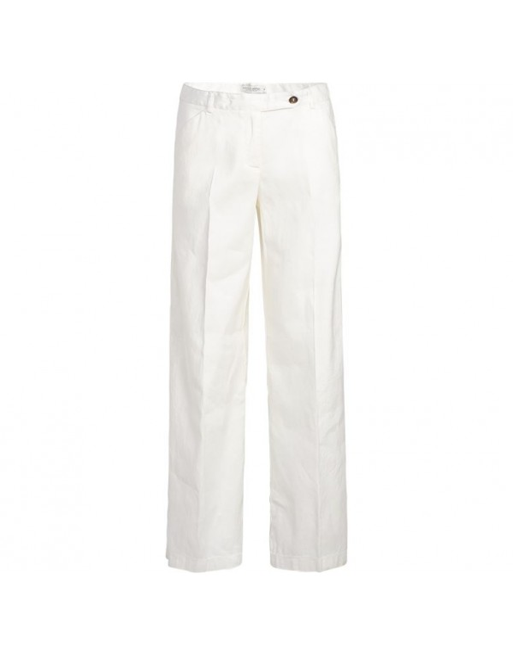 trousers wide leg cotton