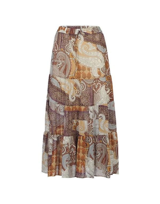 skirt oriental transparant