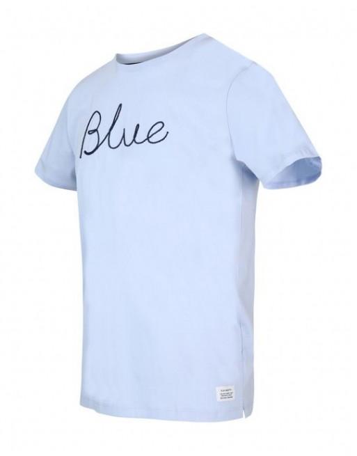 blue industry t shirt