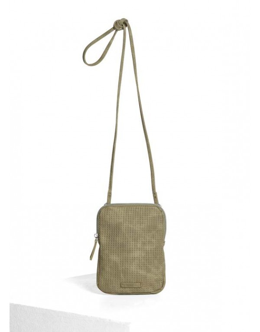 Hotstamped mobile bag zipper