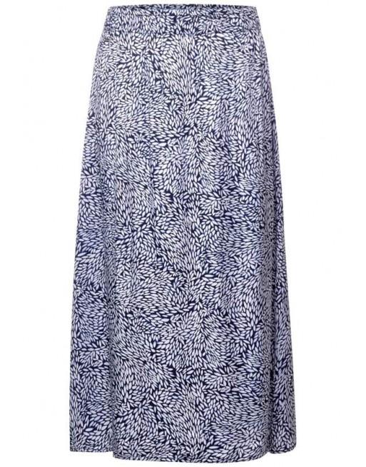 Midi skirt printed L82