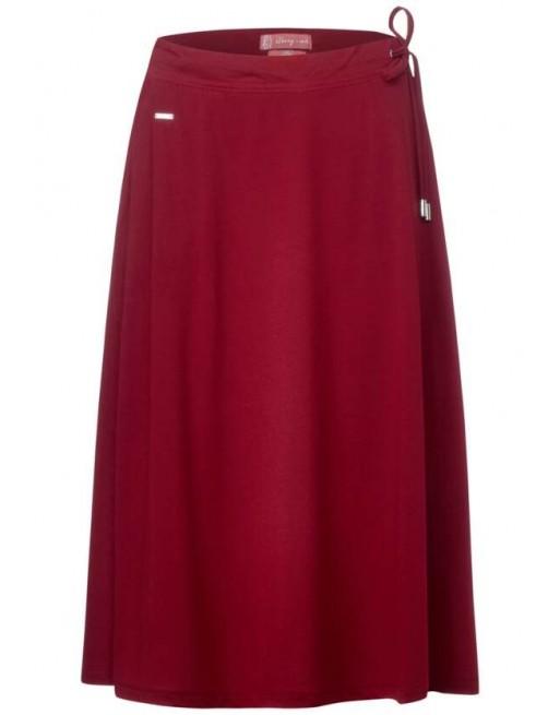 Jersey A-shape Jog skirt UNI