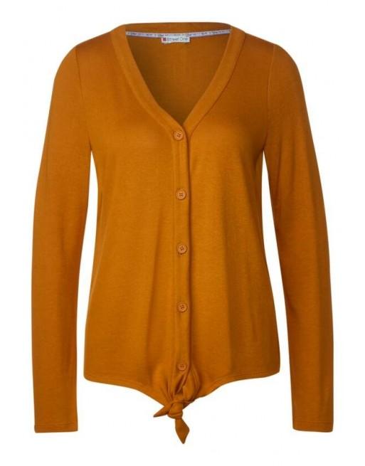 jacket w. knot