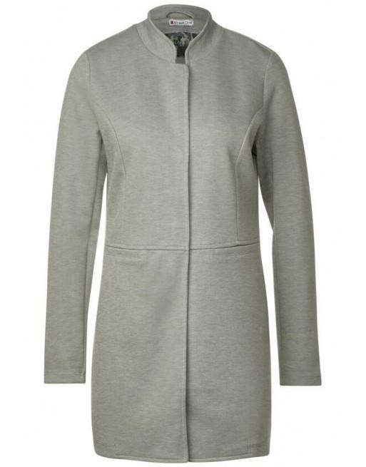 QR Pique Coat