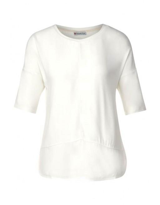 LTD QR mat mix shirt