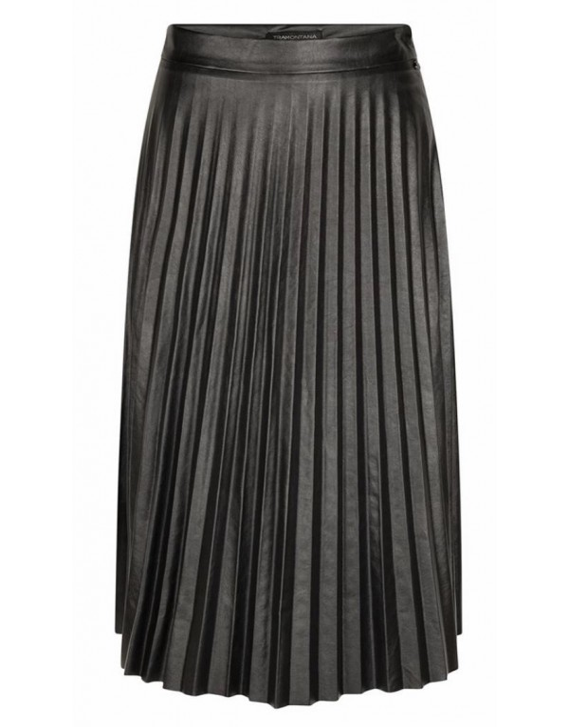 Skirt Pleats PU