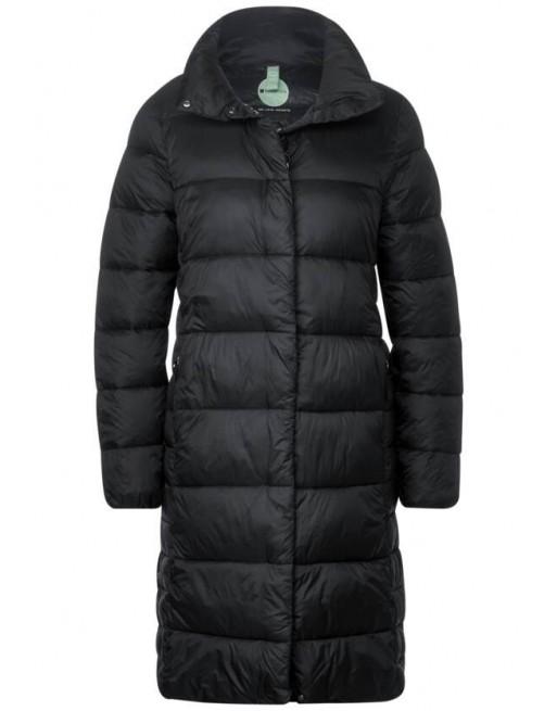 LTD QR Long padded coat