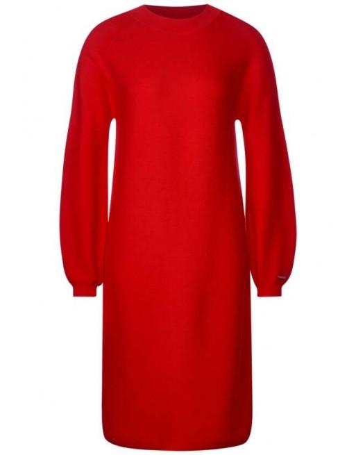 dress, fine knit