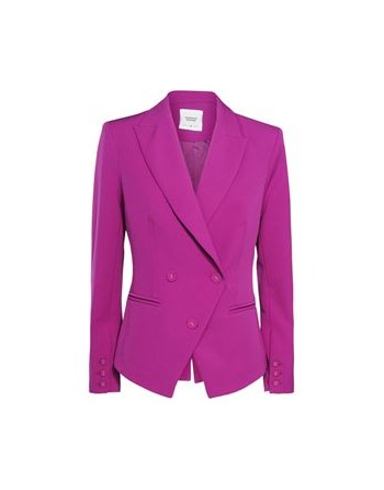 blazer gabardine stretch