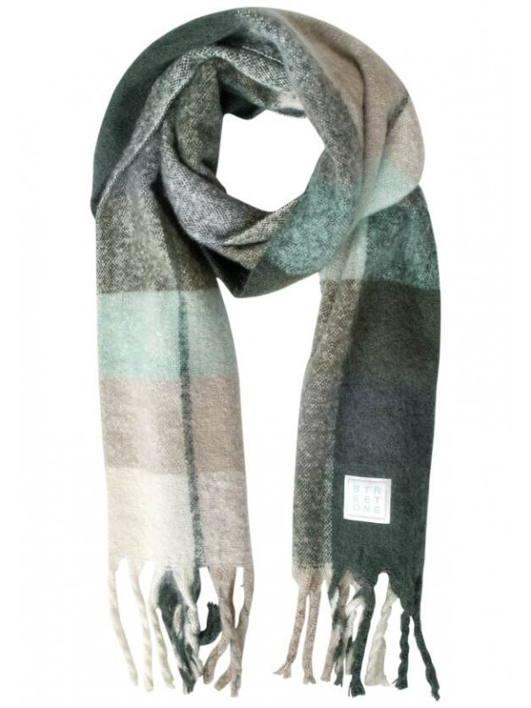 OP_Cosy Check Scarf