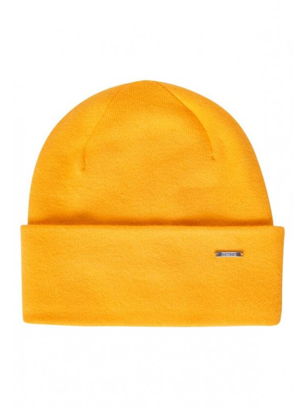 OP_Knit Hat With Fleece Inlet