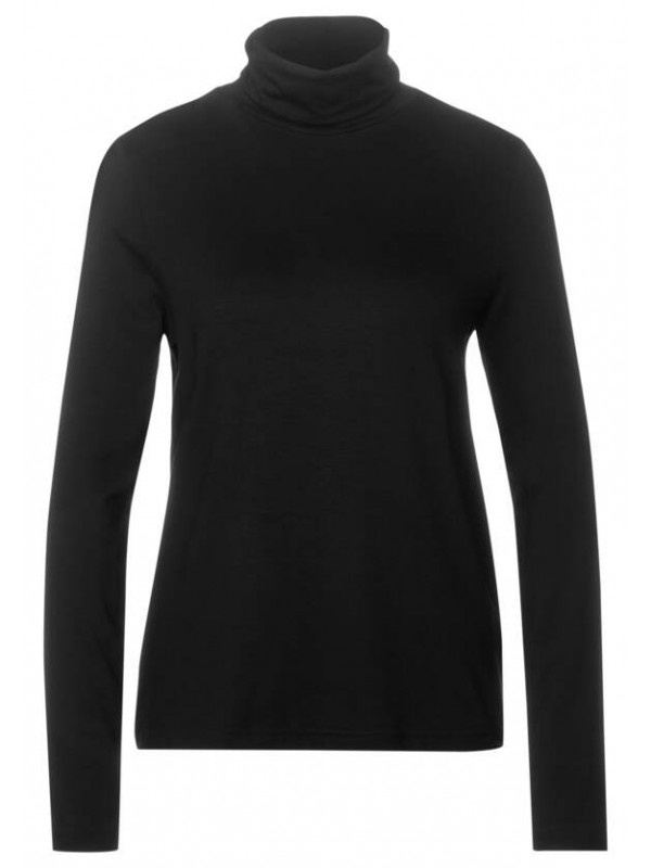 basic roll neck shirt