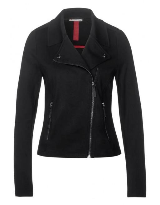 LTD QR Jersey Biker Jacket