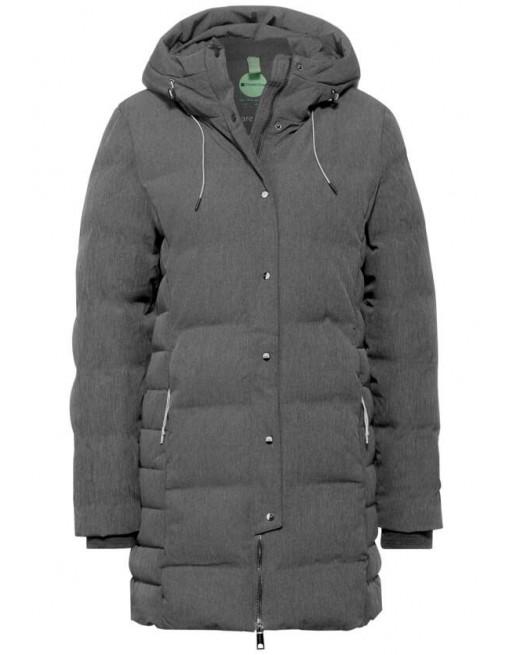 modern padded coat