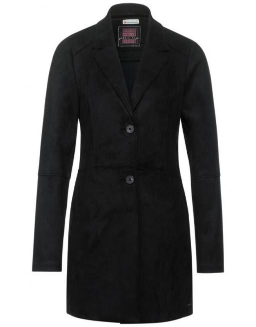 Long Velour Coat