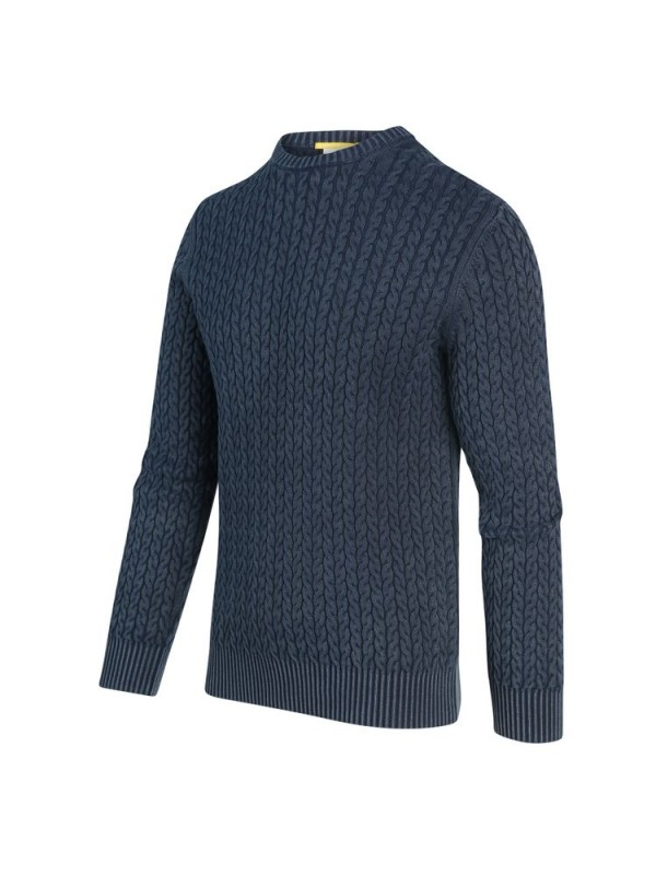 Blue Industry Pullover