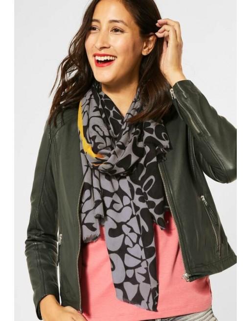 Sjaal met patroon
