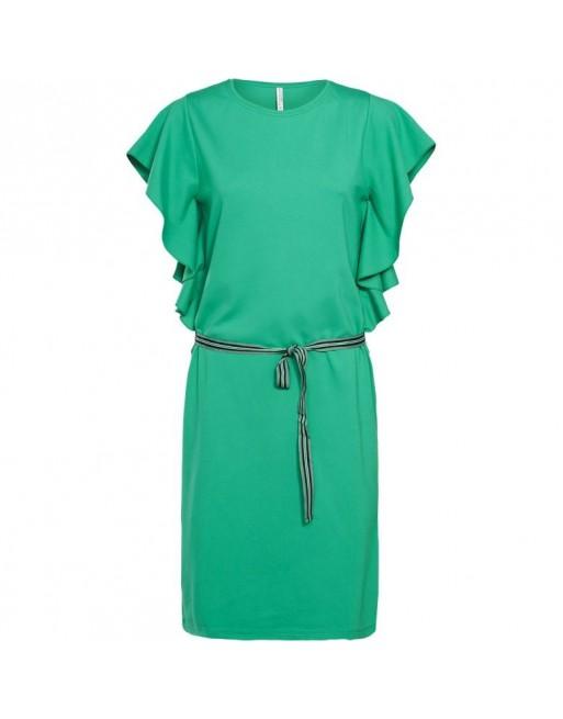 dress tape waist punto milano